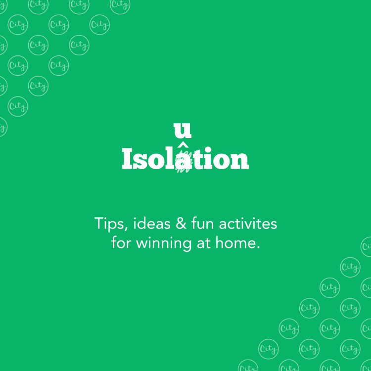 A new campaign titled 'Isolution'